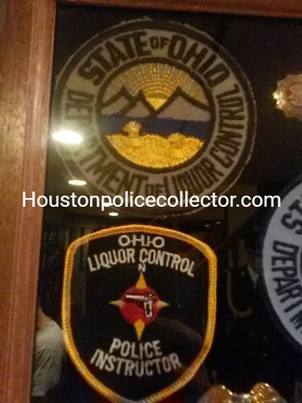 Ohio Wanted Patches