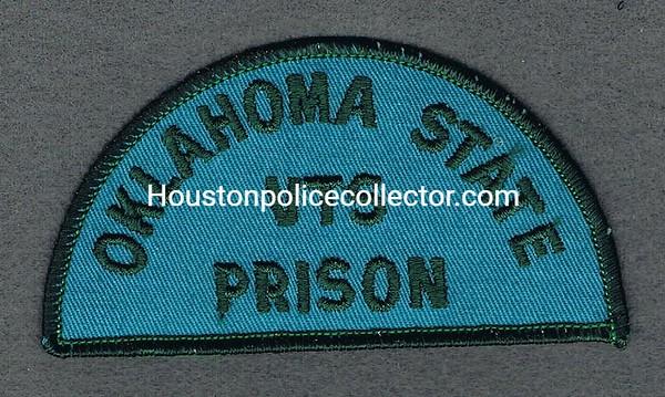 OKLAHOMA DOC 20 VTS PRISON