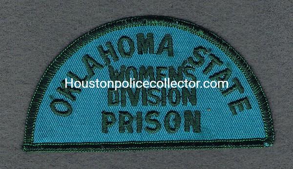 OKLAHOMA DOC 30 WOMENS PRISON