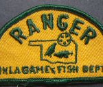 WISH,OK,OKLAHOMA GAME AND FISH RANGER 1