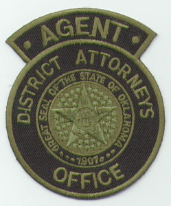 WISH,OK,DISTRICT ATTORNEY AGENT SUBDUED 1
