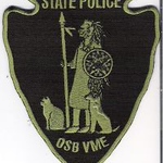 WISH,OK,OKLAHOMA STATE POLICE OKLAHOMA STATE BOARD VETERINARY MEDICAL EXAMINERS SUBDUED 1