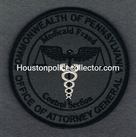 PENN ATTORNEY GENERAL MEDICAID FRAUD VELCRO