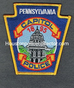 PA CAPITOL POLICE 1