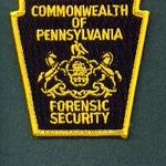 PENNSYLVANIA FORENSIC SECURITY