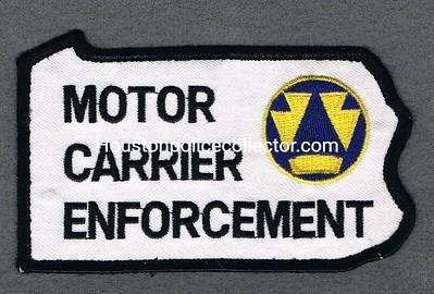 PA MOTOR CARRIER ENFORCEMENT