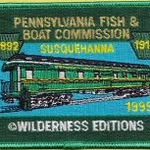 WISH,PA,PENNSYVANIA FISH AND BOAT COMMISSION 1999 1