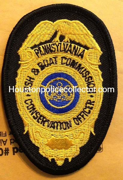 Pennsylvania Wanted Patches