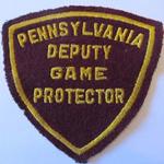 WISH,PA,PENNSYLVANIA GAME PROTECTOR DEPUTY 1