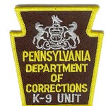 WISH,PA,PENNSYLVANIA DEPARTMENT OF CORRECTIONS K-9 A