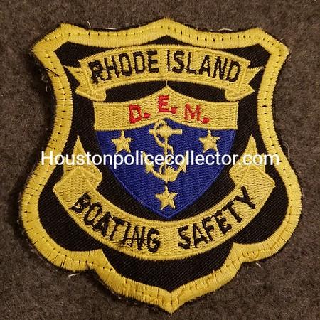 RI DEM Boating Safety