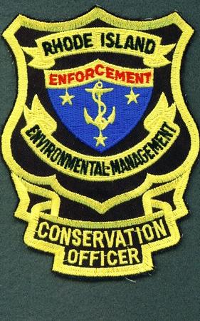 Conservation Officer title used until 1998