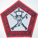 WISH,RI,RHODE ISLAND DEPARTMENT OF CORRECTIONS CHEMICAL MUNITIONS UNIT 1