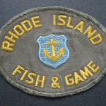 Rhode Island Wanted Patches