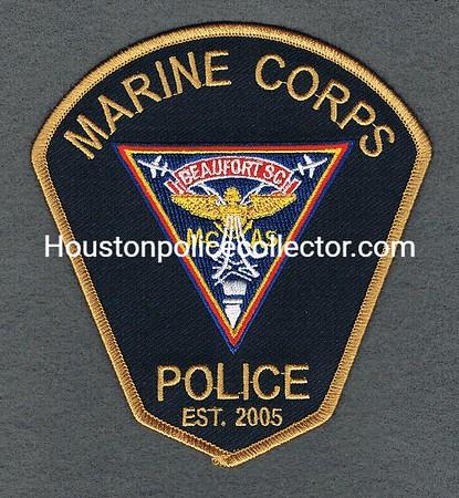 MARINE CORPS POLICE BEAUFORT SC