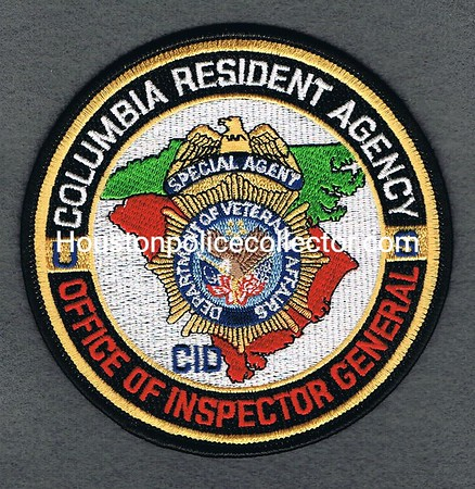 COLUMBIA RA INSPECTOR GENERAL