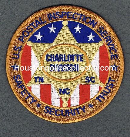 US POSTAL INSPECTION SC