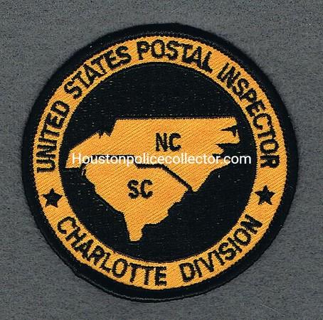 US POSTAL CHARLOTTE DIVISION 99