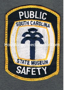 SC State Museum Public Safety