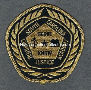 SC CRIMINAL JUSTICE ACADEMY MYLAR