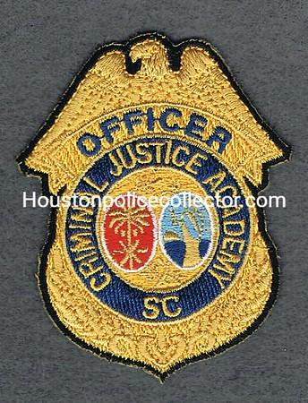CRIMINAL JUSTICE ACADEMY OFFICER