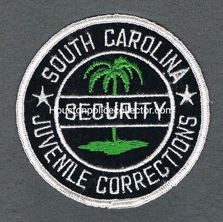 JUVENILE CORRECTIONS SECURITY