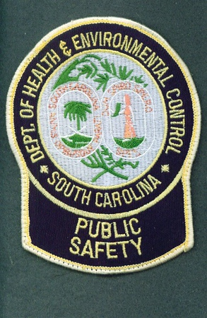 SOUTH CAROLINA DEPT OF HEALTH AND ENVIRONMENTAL CONTROL PUBLIC SAFETY 90