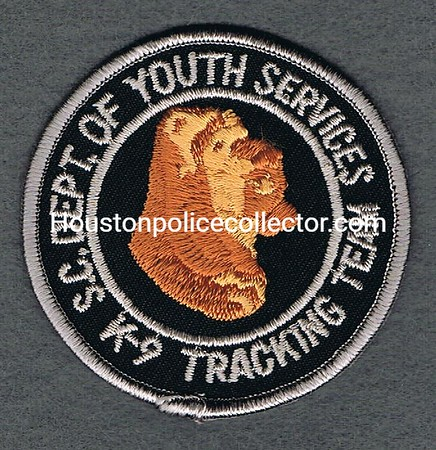 DEPT OF YOUTH SERVICES K9