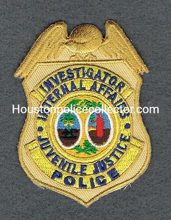 JUVENILE JUSTICE INTERNAL AFFAIRS INVESTIGATOR