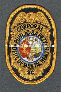 DEPT OF MENTAL HEALTH BP CORPORAL