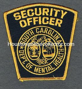 DEPT OF MENTAL HEALTH SECURITY
