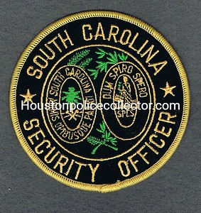 SC SECURITY OFFICER 99