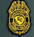SOUTH CAROLINA DEPT OF PUBLIC SAFETY OFFICER BP GOLD 90