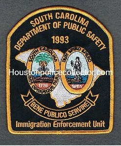 SC DPS IMMIGRATION ENFORCEMENT UNIT
