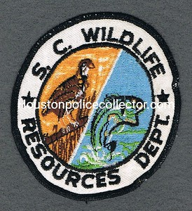 SOUTH CAROLINA RESOURCES DEPT