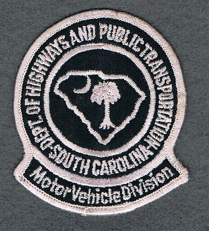 SC MOTOR VEHICLE DIV USED SMALL