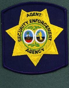 SC Security Enforcement Agency