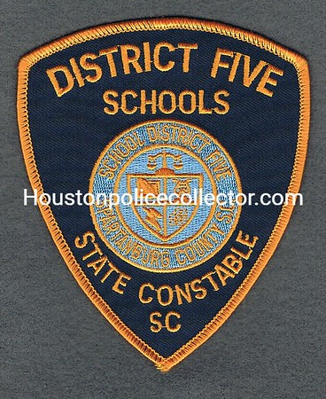 STATE CONSTABLE DISTRICT FIVE SCHOOLS