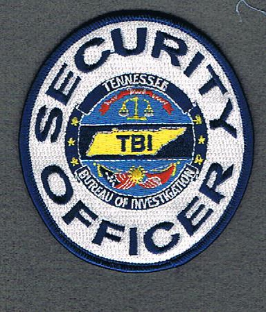TENNESSEE TBI SECURITY OFFICER