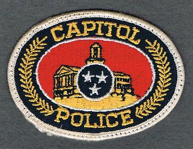 TN CAPITOL POLICE YELLOW