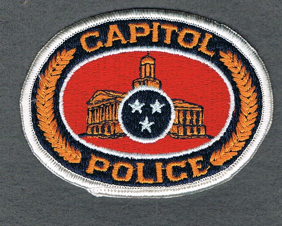 TN CAPITOL POLICE GOLD