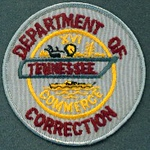 DEPT OF CORRECTIONS