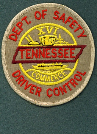 DEPT OF SAFETY DRIVER CONTROL