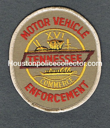 TENN MOTOR VEHICLE ENFORCEMENT