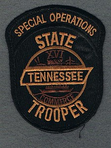 TENNESSEE SPECIAL OPERATIONS USED