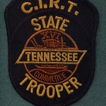 TENNESSEE STATE TROOPER CIRT 56