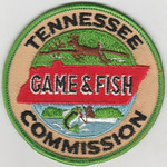 Tennessee Wanted Patches