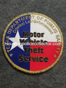 Motor Vehicle Theft Service 20