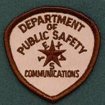 COMMUNICATIONS 14 HAT PATCH