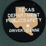 TX DPS Driver License